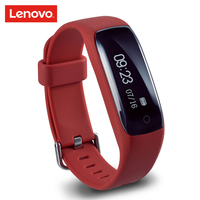 Lenovo HW01 Heart Rate Monitor Smart Wristband IP65 Waterproof Sleep Manage Sports Track Bracelet Bluetooth 4.2 for Android iOS