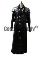 Final fantasy 7 sephiroth cosplay costume niestandardowe rozmiary