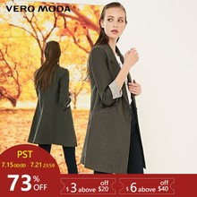 Vero Moda new cuff color matching 3D buckle suit jacket | 318308504(China)