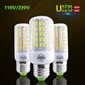 Lamparas SMD5730 Mais brilhante do que 5736 Lâmpada De Milho LEVOU E27 220 V 110 V Lâmpada LED Spot Luz Ampola LEVOU Luz Substituir 20-120 W incandescente