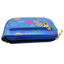 Wealth Wallet New Feng Shui Blue Wallet(China)