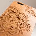 Karstadt Из Натурального Дерева, Бамбука Протектор Трудный Случай Крышки ПК Бампер Для iPhone 5 5S/Для iPhone SE/Для Apple 6 7 6 S/6 6 S 7 плюс