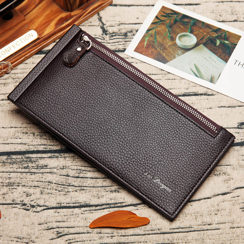 Swdvogan men\'s new ID cards cover business card holder wallets ...