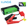 LUNDA Super Car Jump Starter Vehicle  Start Booster AUTO Engine  Battery Charger for Electronics Mobile Devices-Digital products