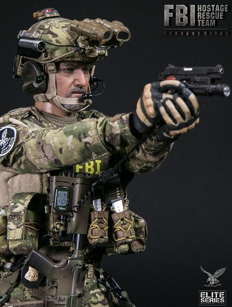 "DAMYOYS DAM 78042 1:6 Scale FBI HRT sunglasses Model FOR 12/"" Action Figure"