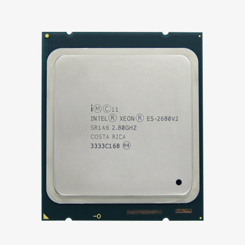 Discount motherboard with M.2 NVMe HUANAN ZHI Deluxe X79 motherboard with CPU Xeon E5 2680 V2 with cooler RAM 32G(4*8G) REG ECC