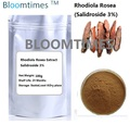 Natural extrato de Rhodiola Rosea Salidroside 3% 100g/250g Bloomtimes