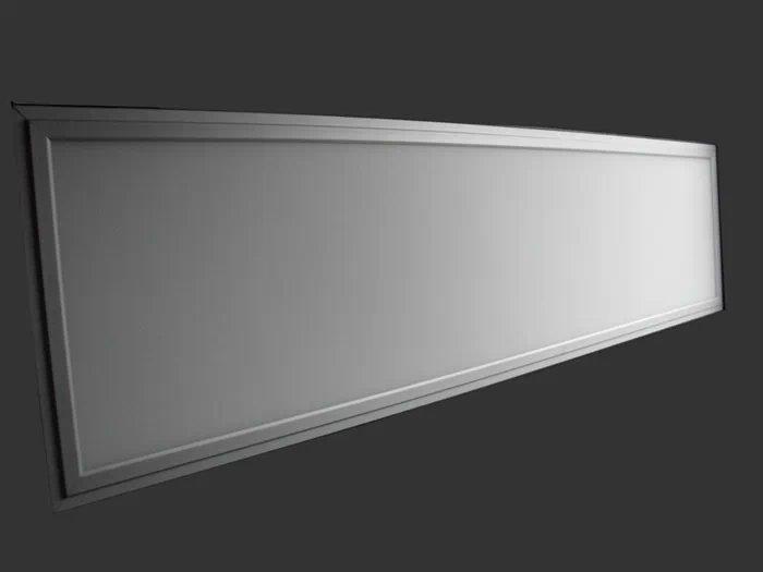 Бесплатная доставка стоимость затемнения светодиодные Панель Light 200x1200 мм хороший водитель с Epistar светодиодных чипов Алюминий сплав + PMMA 3000 К...