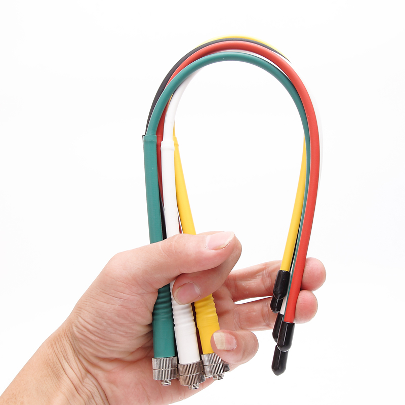 Abbree NA-777 Colorful Dual Band VHF/UHF SMA-Female Walkie Talkie Antenna for Handheld Baofeng UV-5R UV-82 BF-888S Ham Radio
