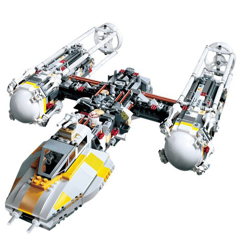 05040 Star Wars Y Attack Starfighter Wing Shoretrooper Mobile Building Block Compatible With Legoings Star Wars 1013405040 Star Wars Y Attack Starfighter Wing Shoretrooper Mobile Building Block Compatible With Legoings Star Wars 10134