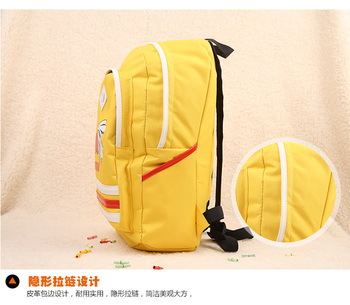 Anime ONE PUNCH MAN Cosplay  Male and female secondary school students bag 1