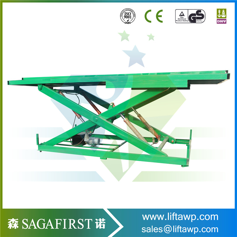 Fixed Electric Hydraulic Lift Table For Sales
