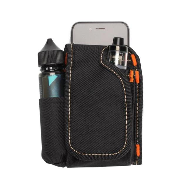 Travel Storage Bag E Liquid Bottle Tank Vape Pen Holder For Cigarette Mod Battery Vaporizer