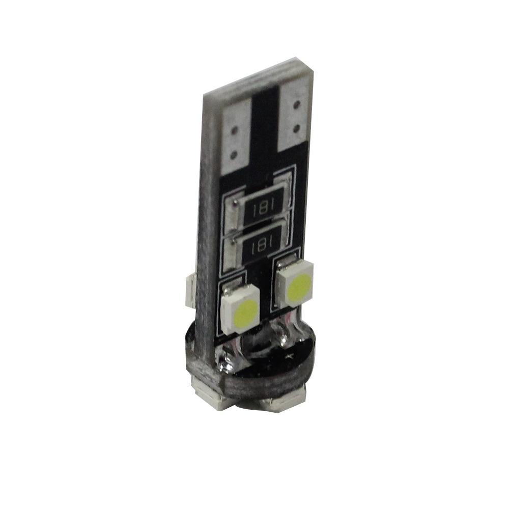 Super Bright T10 8SMD 3528 LED καθαρό λευκό - Φώτα αυτοκινήτων - Φωτογραφία 4