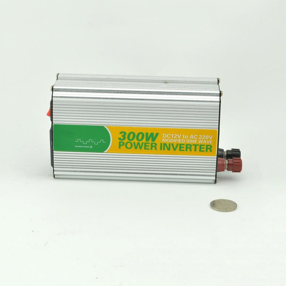 цена на M300-122G modified LED sine wave power inverter 12v 220v 300w inverter dc 12v to ac 220v circuit diagram for home using