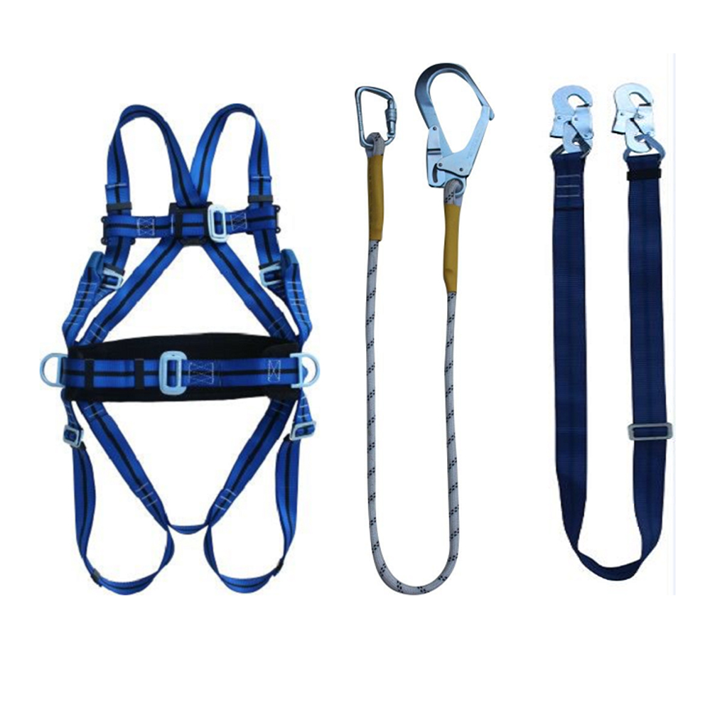 2015 High quality rock climbing outdoor safety harness safety belt rock  climbing safety belt Rock Climbing Hiking Protect-in Safety Harness from  Security ...