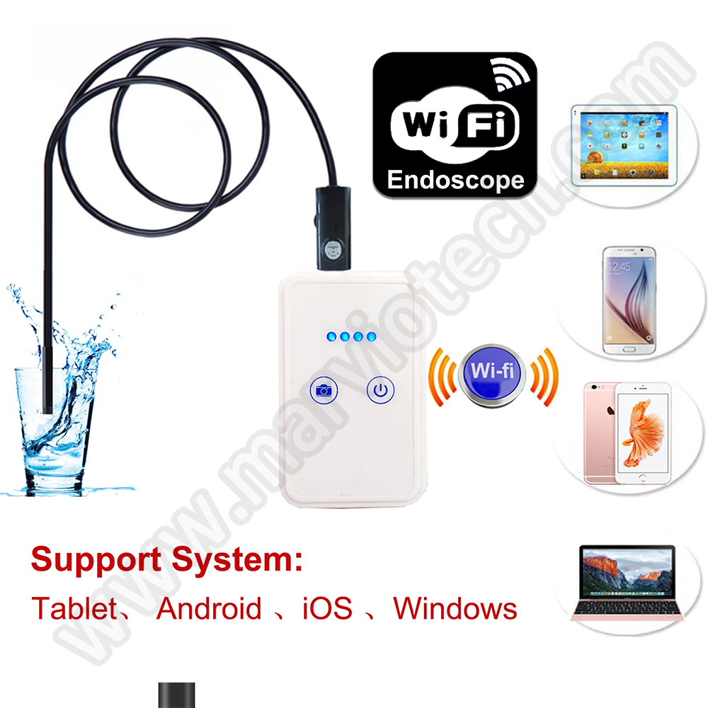 цены  720P wifi endoscope camera 9mm dia android endoscope hd IOS iphone endoscope inspection camera 10M usb endoscope cameras mini