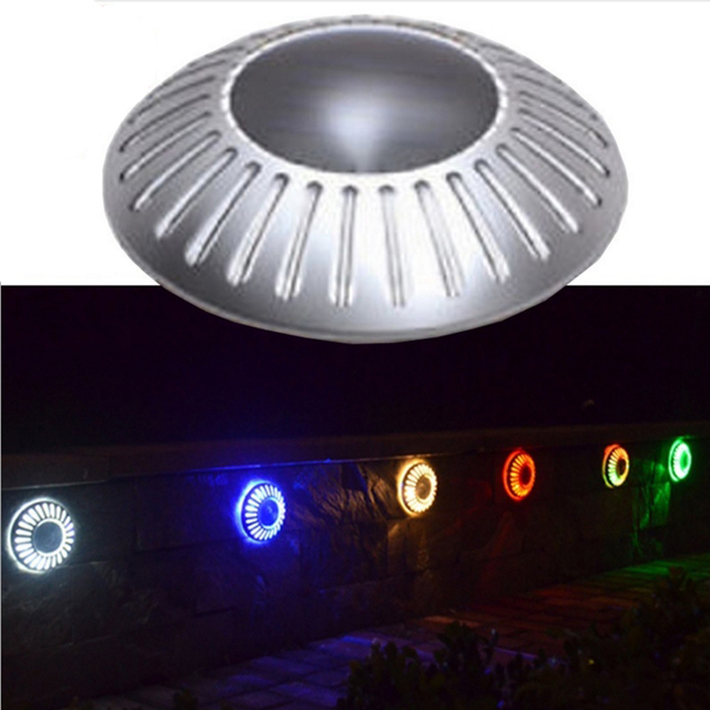 20pcslot solar lawn lights pathway ground road deck lights for 20pcslot solar lawn lights pathway ground road deck lights for landscape garden fence garden aloadofball Image collections