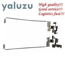 YALUZU 1 шт. ноутбук петли набор L& R для lenovo E31-70 20520 80KC E31-80 80MX U31 U31-70 U31-80 L& R AM1BM000400 AM1BM000500