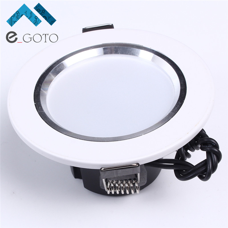 5w Microwave Radar Human Body Infrared Ir Sensing Led Corridor Balcony Embedded Ceiling Lamp China