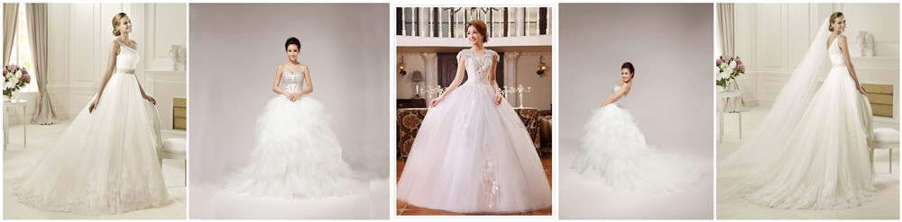 422b25ace6 Sapphire Blue Pearl Pleated Elegant Lace Up Ball Gowns Wedding Reception  Dresses Bride Marriage Dinner Party Wear Costumes