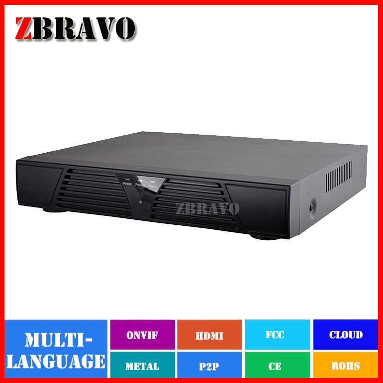 ФОТО Full HD 1080P 8CH Security NVR H.264 Network Video Recorder Standalone 8Channel 2MP 1920*1080 NVR with 1 SATA,Smartphone viewing