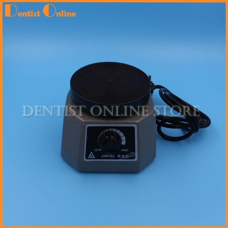 Dental Lab Equipment Vibrator 4 Round Shaker Oscillator Investment Dentist Hot Sale