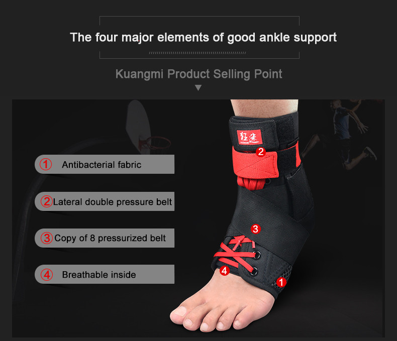 High Quality ankle support brace