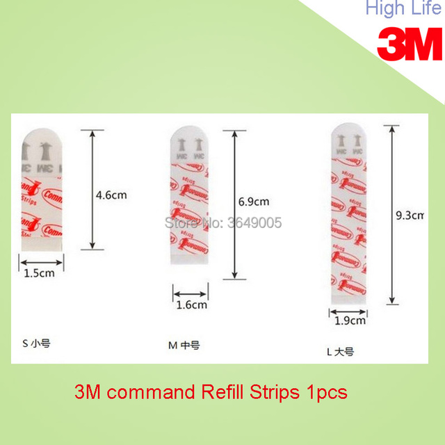 Command mounting strips replacements