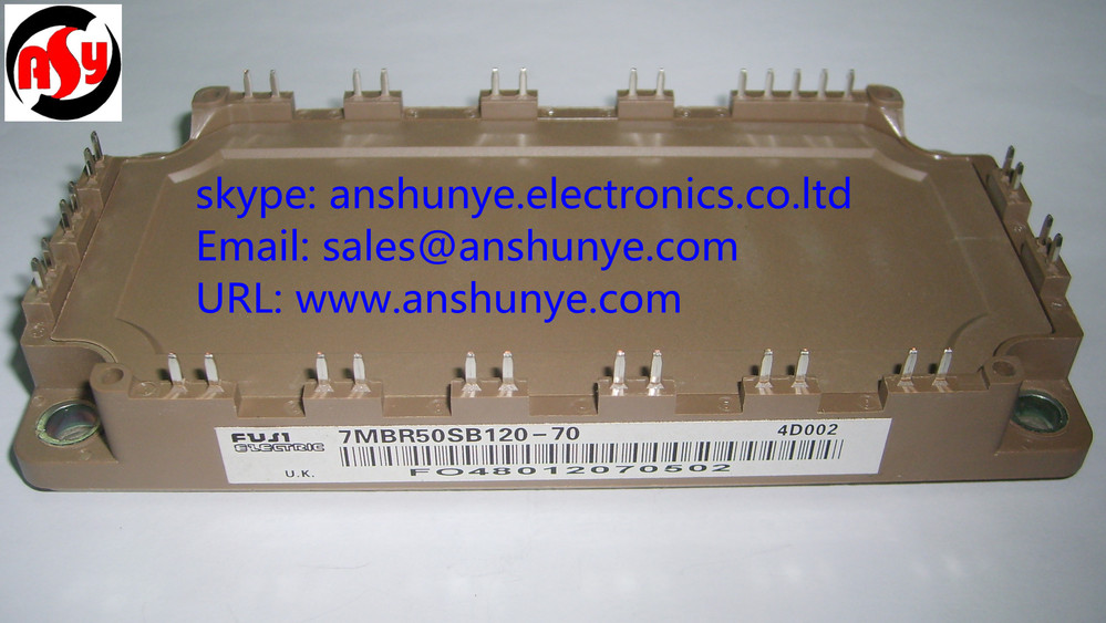 7MBR50SB120-50  IGBT modules 7mbr35ua120 50 power modules igbt freeshipping