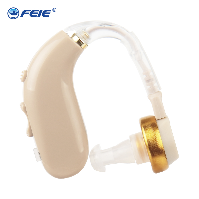 Earphone aide auditive rechargeable For the Elderly in the Ear Care Deaf-Aid Old Man Deaf Audiphones s-130 New Arrival 2019