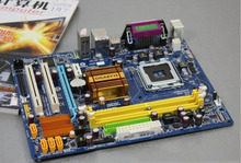 Original g31 ga-g31m-es2c G31M-ES2C fully integrated motherboard DDR2 775 cpu 100% tested perfect quality