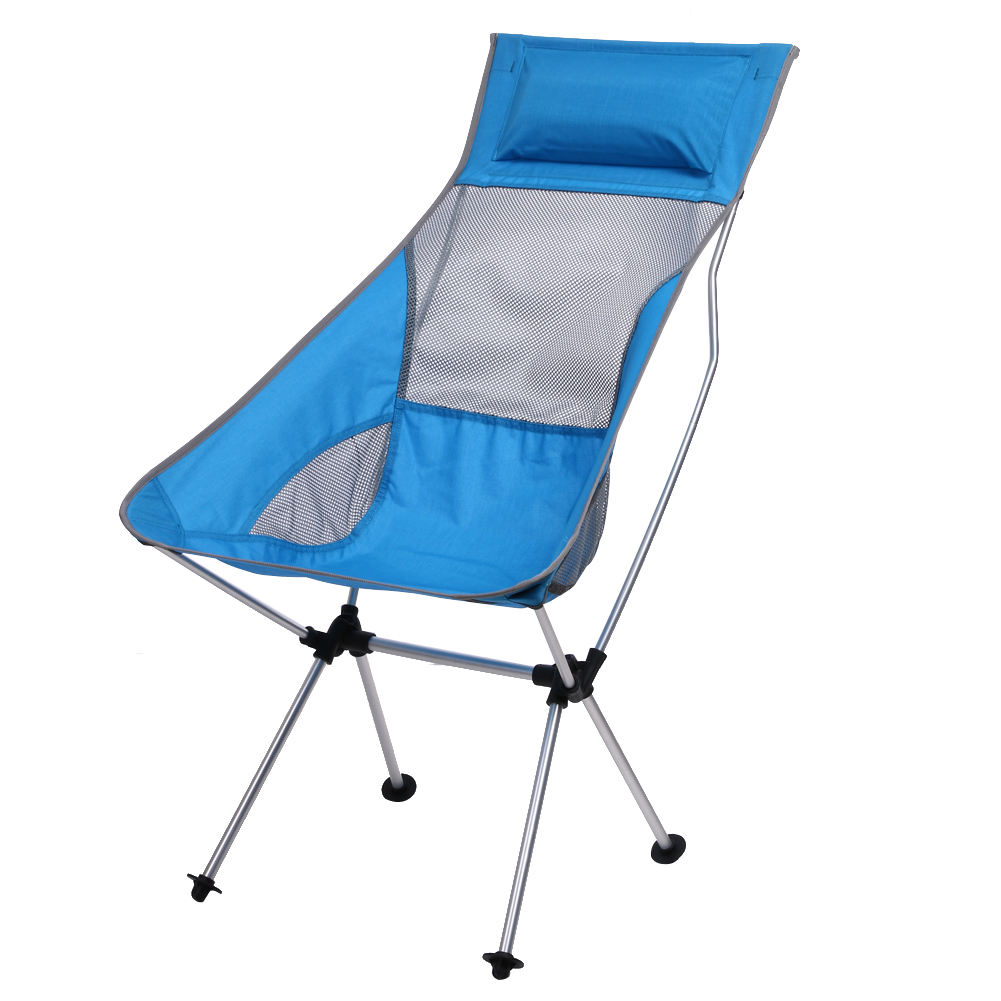 High Quality Ultra Light Folding Aluminum Stool Chair for Outdoor Camping Leisure Picnic Beach Chair Other Fishing Tools high quality shakeproof outdoor camping picnic supplies folding egg storage box for 4 eggs