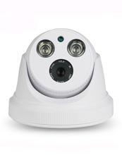 Array IR LED IP Camera Dome Indoor Security Surveillance IP Camera 720P/960P/1080P Camera 2pcs IR Cut Night Vision IP Camera
