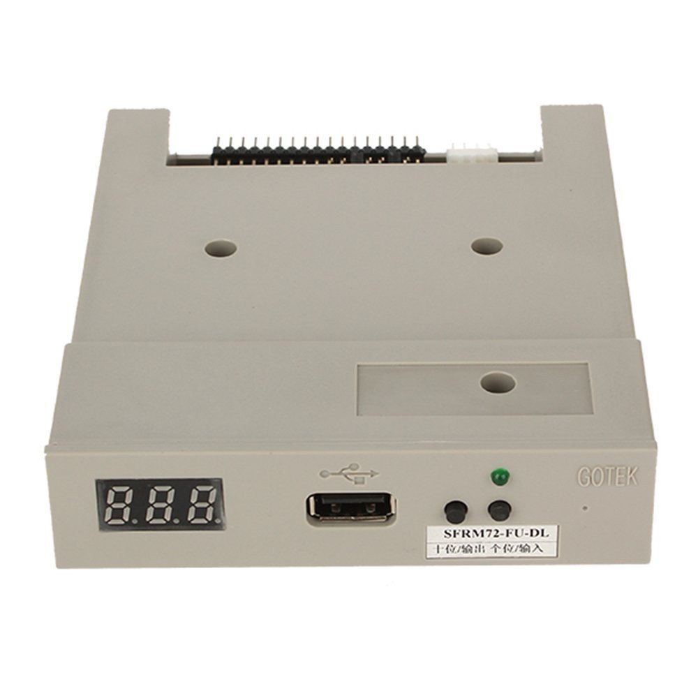 "Aliexpress.com : Buy Gotek 3.5"" SFRM72 FU DL Floppy Drive ..."