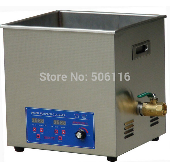 Free ship Brand new 14L industry 2.0 thick ultrasonic cleaner cleanering machine digital|machine machine|machine industrialmachine ultrason - title=
