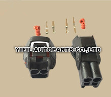 100sets lot 2 Pin Way Female and Male Crank Sensor Wire Harness Waterproof Connector For Lexus_220x220 compare prices on crank sensor wiring online shopping buy low Cam Sensor Location at readyjetset.co