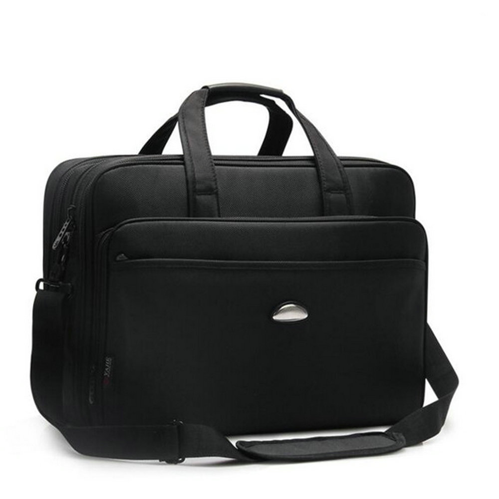 Men Briefcase 14-17 inch Laptop for Man Male Business Laptop Case Handbag Messenger bag Notebook Black jacodel business large crossbody 15 6 inch laptop briefcase for men handbag for notebook 15 laptop bag shoulder bag for student