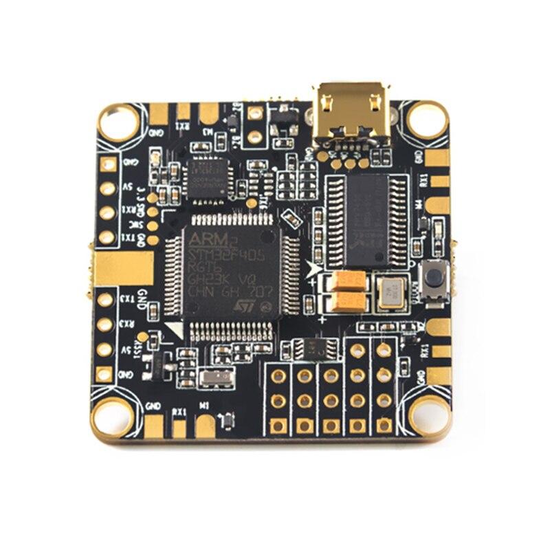 100% حقيقية Betaflight F4 وحدة تحكم في الطيران F405 المعالج MPU6000 الدوران/ACC BEC ماكس الحالي 5 فولت 1.5A ل DIY RC سباق Drone-في قطع غيار وملحقات من الألعاب والهوايات على  مجموعة 3