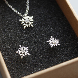 RYOUCUTE Fashion Wedding Bridal Jewelry