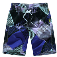 2017 US Men's casual short popular style letters men outfit fashionable beach shorts in summer
