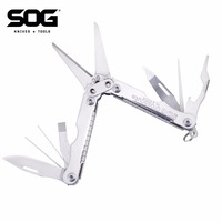 Outdoor Multifunctional Combination Plier Folding Multi Pliers Camping Tool With Knife Scissors High Quality SG Investigation
