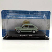 Altaya IXO 1:43 Fiat 147 CL5 1983 Toys Car Diecast Models Limited Collection Gift