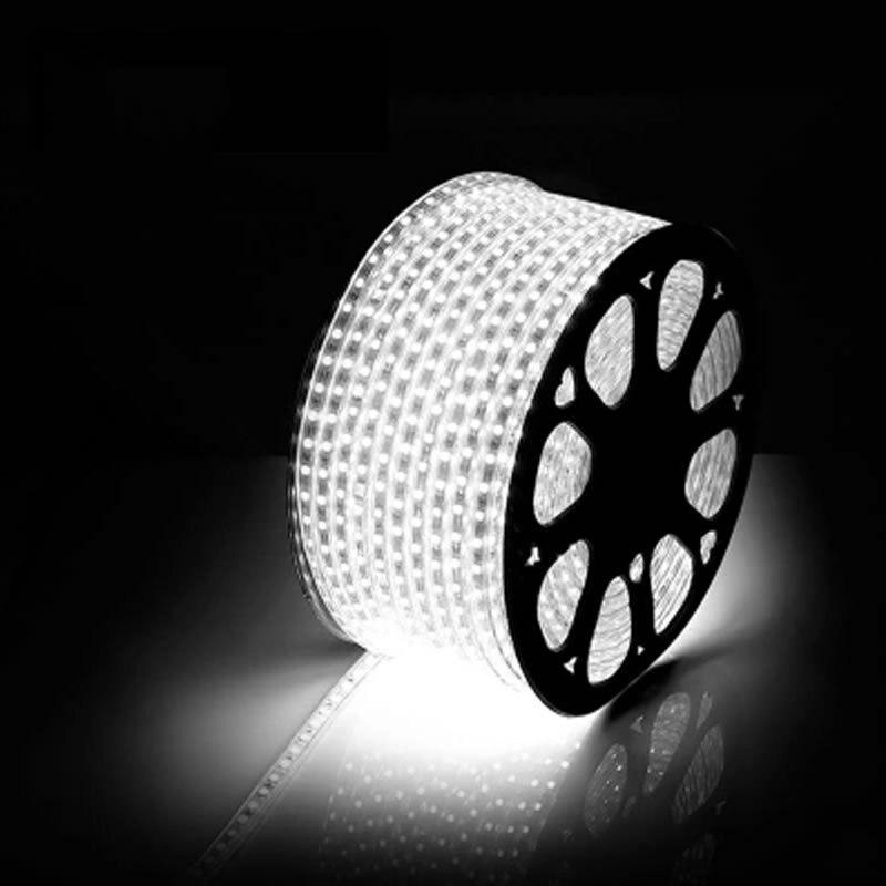 AC 220V светодиод 3014 120лл / м су - LED Жарықтандыру - фото 6