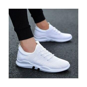 06acff0f9 Masorini новые кроссовки для VIP Горячие брендовые легкая мужская обувь  кроссовки дышащая повседневная обувь для взрослых модная обувь WW-345