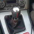 Good quality For ALFA ROMEO 159 BRERA SPIDER (05-11) Car Handle Manual Black Gear shift knob stick head ball Car accessories