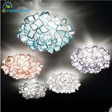 Moderne LED lampe plafonniers lampe intérieure plafond éclairage PVC salon chambre boutique coulée moulage seal antipoussière hardlights