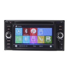 Touch Screen Wince 6.0 System For Toyota Corolla Old Car DVD Bluetooth-Enabled Built-in GPS Reversing Camera Car Multimedia IPOD