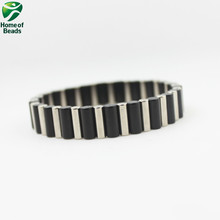fashion black color neodymium strong magnetic therapy health care for mother or dad SMB1004