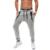 Calças dos homens Vendedor Quente Casual Wear Estilo 2016 Dos Homens de Alta Qualidade Calças Corredores Sweatpants Moda Patchwork Ao Ar Livre Ativa